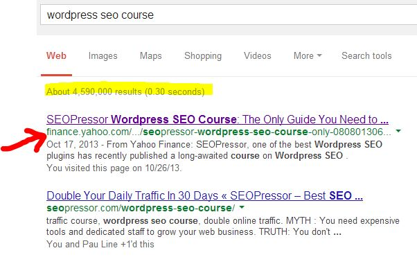 SEO with Press Release Tier-1 MarketersMedia