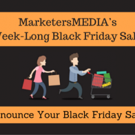 Marketersmedia weeklong black friday sale