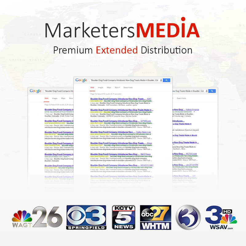 Widest Press Release Distribution- marketersmedia.com
