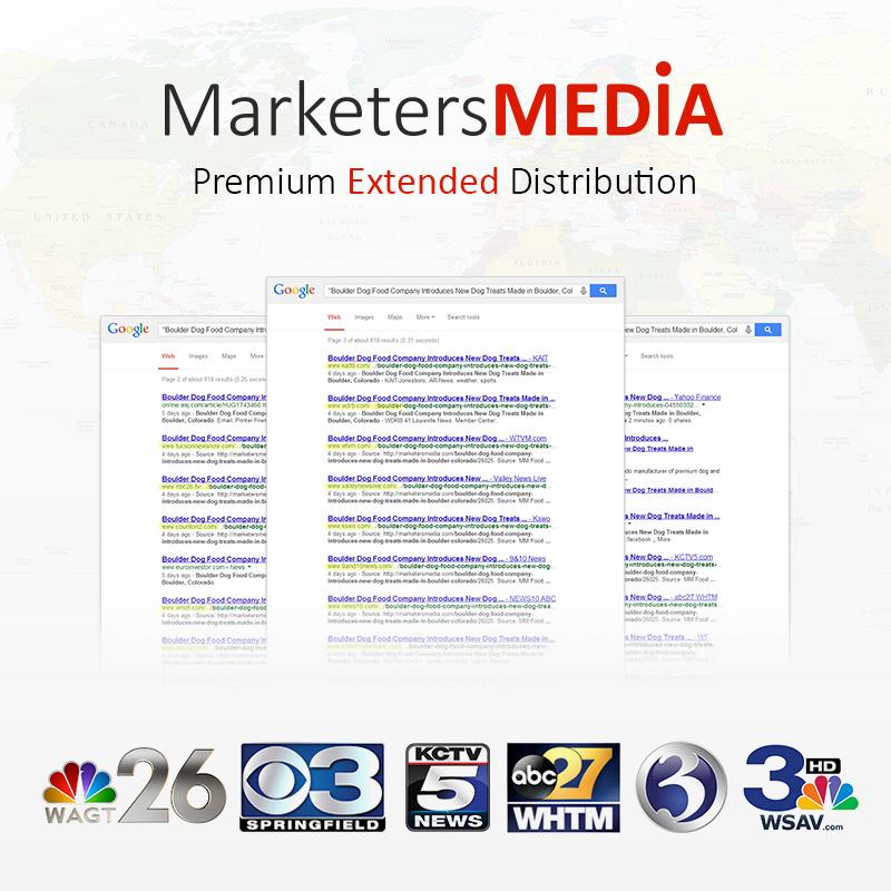 Widest Press Release Distribution- marketersmedia.com