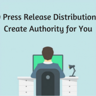 how press release distribution can create authority for you