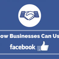 how businesses can use facebook
