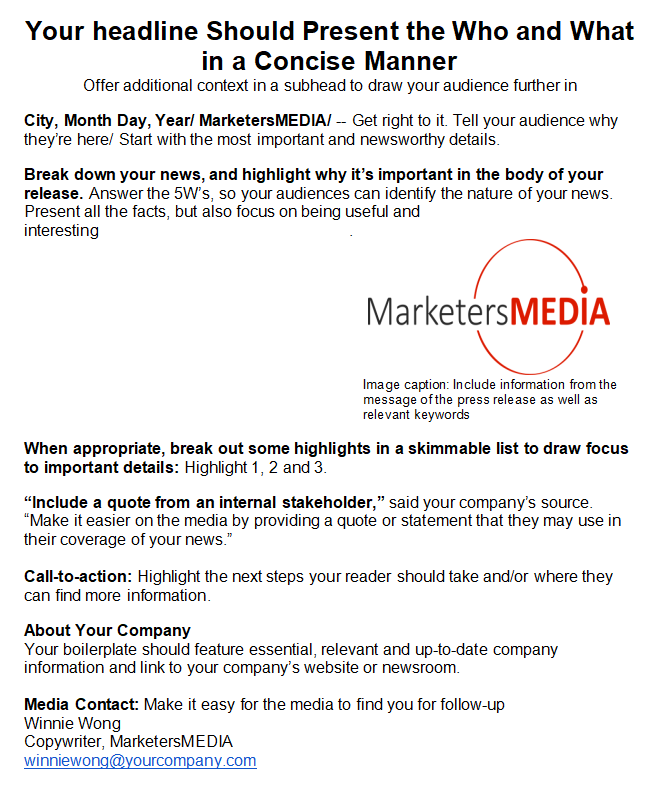 Media Advisory vs Press Release: Examples and Everything You