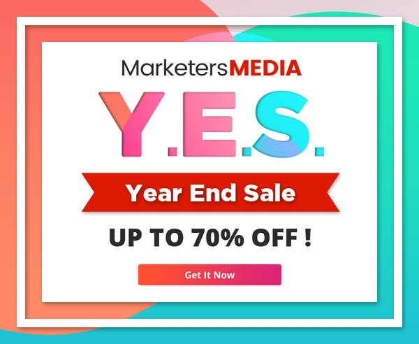 Picture of MarketersMEDIA Year End Sale
