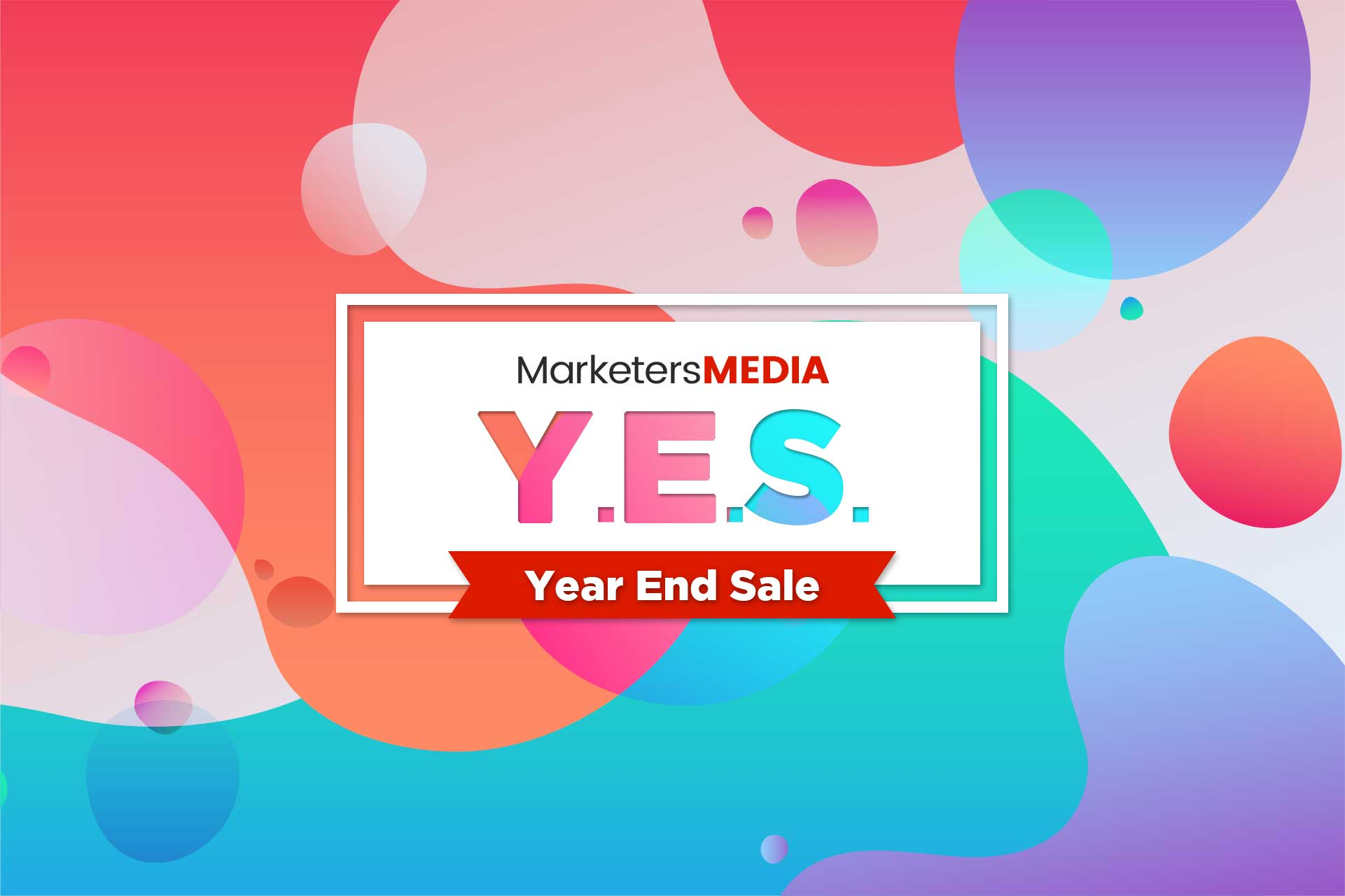 Picture of Marketers Media Year End Sale
