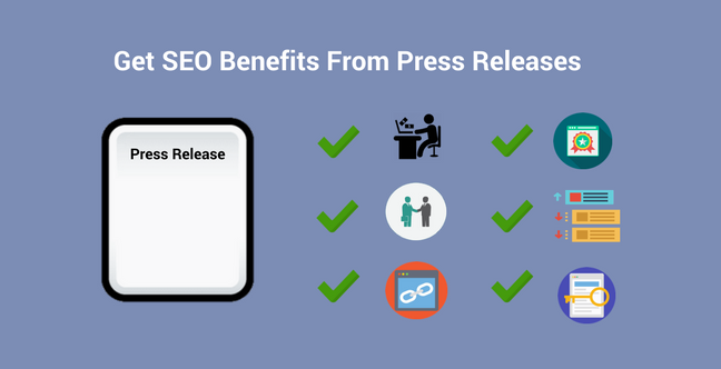 Get SEO Benefits From Press Release